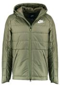 Nike Sportswear Vinterjakker medium olive/white