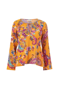 Bluse Knock-Off Blouse