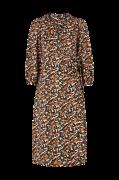 Slå om-kjole vmCambria 7/8 Wrap Calf Dress