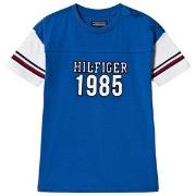 Tommy Hilfiger Blue Shorts Sleeve Tee 4 years