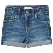 Tommy Hilfiger Blue Light Washed Nora Denim Shorts 5 years