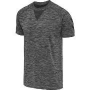 T-shirts m. korte ærmer Hummel  T-shirt  hmlWes S/S