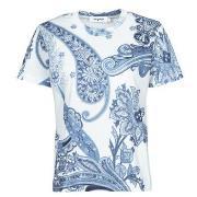 T-shirts m. korte ærmer Desigual  POPASLEY